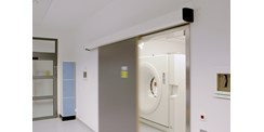 ASSA ABLOY hermetic sliding door system diagnostic center