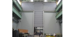 ASSA ABLOY Megadoor crane door at China Nuclear