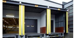 ASSA ABLOY loadhouse at DHL, Malmo